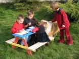 Dětská zahradní sestava Piknik