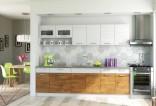 Kuchyňská linka MORENO 260 cm andersen/lefkas