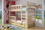 Dětská patrová postel Ilona
