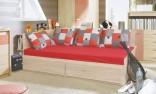 Rozkládací postel Marko 90 x 200 cm