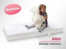 Dětská matrace Junior 130 x 70 cm