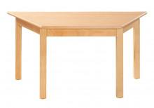 Trapézový stůl 120 x 60 cm U16.4XX
