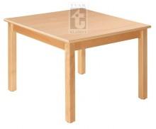 Čtvercový stůl 80 x 80 cm U16.3XX