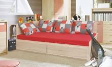 Rozkládací postel Marko 90 x 200 cm, bardolino
