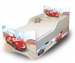 Dětská postel Racer 200 x 90 cm