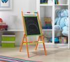 Dětská tabule otočná barevná
