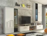 Obývací stěna Malton bílá