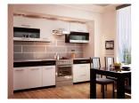 Kuchyňská linka JURA NEW B 200/260 cm bílá/wenge