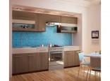 Kuchyňská linka JURA NEW I 200/260 cm rigolletto dark + light/wenge