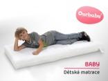 Dětská matrace JUNIOR 160 x 70 cm