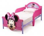 Dětská postel MINNIE MOUSE 140 x 70 cm