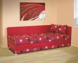 Válenda AMAZONKA 90 x 200 cm červená