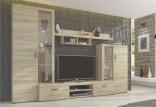 Obývací stěna ASTI dub sonoma