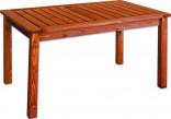 Stůl HOLIDAY mořený