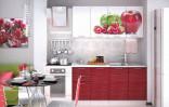 Kuchyňská linka VALERIA ART 160 cm apple