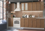 Kuchyňská linka SOFIA 220 cm čester