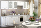 Kuchyňská linka CHARLIZE 200/260 cm bílá