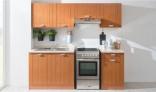 Kuchyňská linka SOŇA 150/210 cm olše