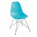 Židle ANISA 2 NEW mentol/chrom