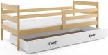 Dětská postel NORBERT 90x200 cm borovice