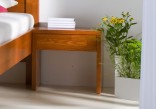 Noční stolek MILET T03V,