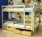 Dětská patrová postel Tomek