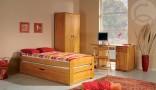 Dětská postel BARTOLOMĚJ vysouvací 80x190 cm