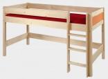Patrová postel Bella nízká Native