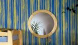 Zrcadlo ovál (344)
